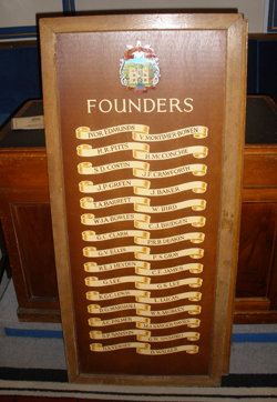 Founders of sudeley Castle Lodge
